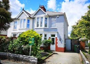 3 bed semi-detached house for sale in Foreland Road, Whitchurch, Cardiff CF14