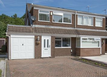 Thumbnail 3 bedroom semi-detached house for sale in Middlebrook Drive, Lostock, Bolton