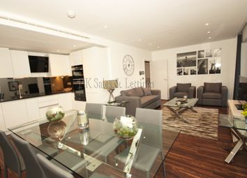 Thumbnail 3 bedroom duplex to rent in Aldgate Place, Central London