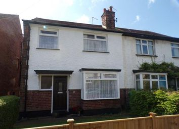 3 bed semi-detached house for sale in Compton Road, Nottingham, Nottinghamshire NG5