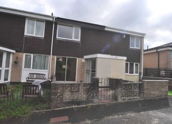 Thumbnail 2 bed terraced house to rent in Downfield Walk, Plympton, Plymouth