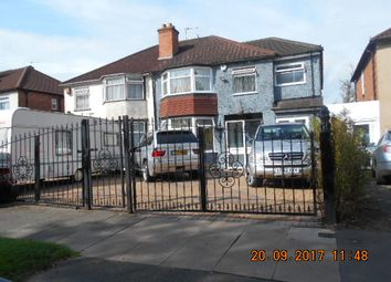 Thumbnail 5 bed semi-detached house for sale in Foxhollies Road, Hall Green