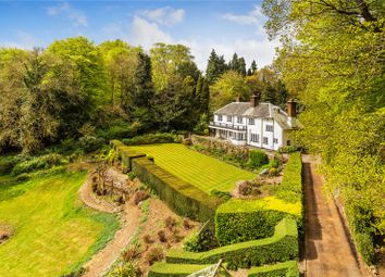 Thumbnail 6 bedroom detached house for sale in Westerham Hill, Westerham