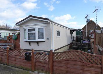 Thumbnail 1 bed mobile/park home for sale in Fairoaks Park, Aldershot Road, Guildford, Surrey