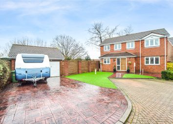 Thumbnail 4 bed detached house for sale in Selah Drive, Swanley, Kent