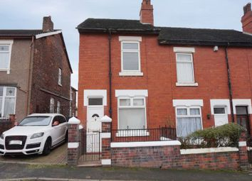 Thumbnail 3 bedroom terraced house for sale in Ludwall Road, Normacot, Stoke-On-Trent, Staffordshire