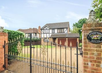 Thumbnail 4 bed detached house for sale in Virginia Water, Surrey