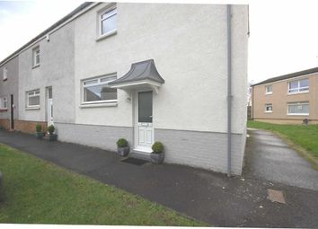 Thumbnail 2 bed end terrace house for sale in Glendevon Place, Clydebank