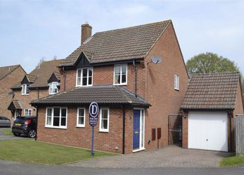 Thumbnail 3 bed detached house for sale in Keeps Mead, Kingsclere, Berkshire