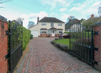 Thumbnail 4 bed detached house for sale in Chester Road, Sutton Coldfield, West Midlands