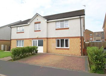 Thumbnail 2 bed flat for sale in 15, Meadowfoot Road, Ecclefechan, Lockerbie DG113En