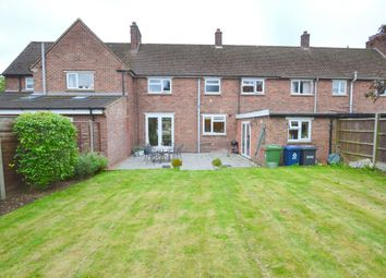 Thumbnail 3 bed terraced house for sale in Lincoln Close, Buckden, Cambridgeshire
