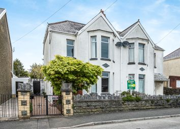 Thumbnail 3 bed semi-detached house for sale in Pale Road, Skewen, Neath