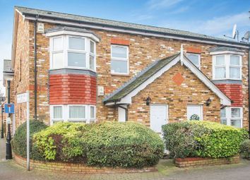 Thumbnail 2 bed flat for sale in Billets Hart Close, London