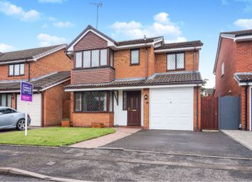 Thumbnail 4 bed detached house for sale in Garlick Drive, Kenilworth
