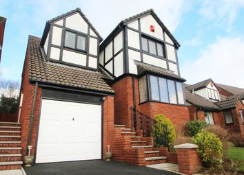 Thumbnail 4 bedroom detached house for sale in Forest View, Woolwell, Plymouth