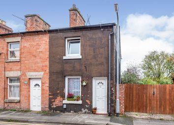 Thumbnail 2 bed end terrace house for sale in North Castle Street, Stafford