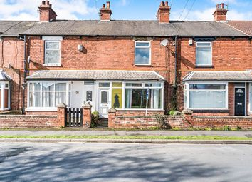 Thumbnail 2 bed terraced house for sale in Wolfreton Road, Anlaby, East Riding Of Yorkshire