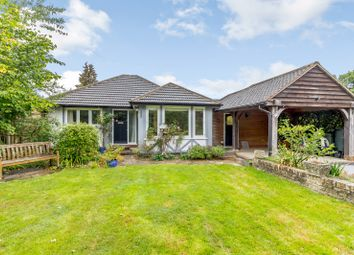 Thumbnail 4 bed detached bungalow for sale in Boundstone Road, Wrecclesham, Farnham
