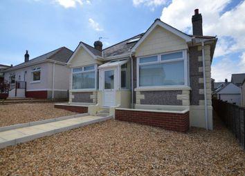 Thumbnail 3 bed detached bungalow for sale in Longfield Villas, Plymouth, Devon