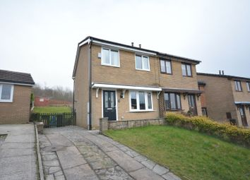 Thumbnail 2 bed semi-detached house for sale in Pinewood Drive, Accrington