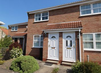 Thumbnail 2 bed terraced house for sale in Keepersgate, Pickering