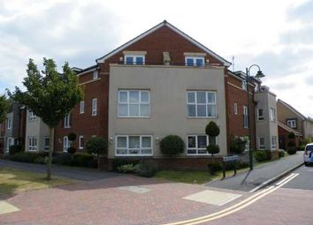 Thumbnail 2 bedroom flat to rent in Mid Water Crescent, Hampton Vale, Peterborough