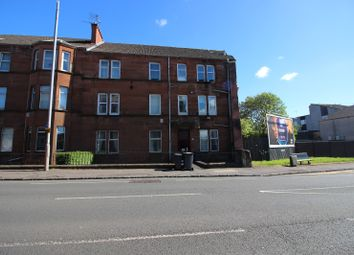 Thumbnail 1 bed flat for sale in Main Road, Elderslie, Johnstone