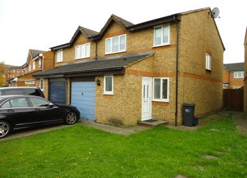 Thumbnail 3 bedroom semi-detached house for sale in Burket Close, Southall