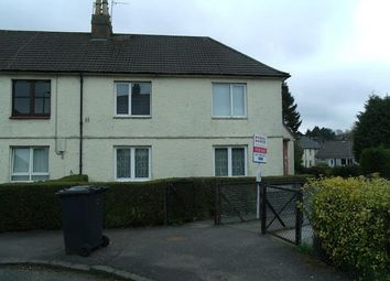 Thumbnail 2 bed flat to rent in Colbreggan Gardens, Hardgate, Clydebank