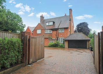 Thumbnail 5 bed detached house for sale in Plough Lane, Purley