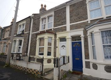 Thumbnail 3 bed terraced house for sale in Kensington Road, Staple Hill