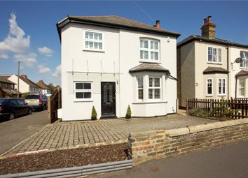 Thumbnail 4 bedroom detached house for sale in Russell Road, Walton-On-Thames, Surrey