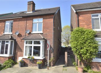 Thumbnail 3 bed semi-detached house for sale in Lee Street, Horley