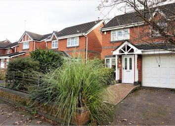 Thumbnail 3 bed detached house for sale in Victoria Avenue East, Blackley Manchester