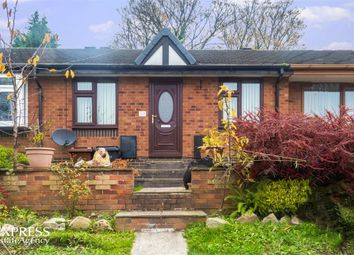 Thumbnail 2 bed semi-detached bungalow for sale in Lupin Close, Accrington, Lancashire