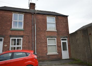 Thumbnail 2 bed terraced house for sale in Hipper Street West, Brampton, Chesterfield