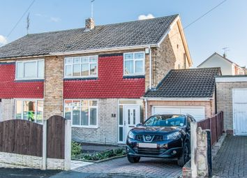 Thumbnail 3 bed semi-detached house for sale in Grange Road, Rawmarsh, Rotherham