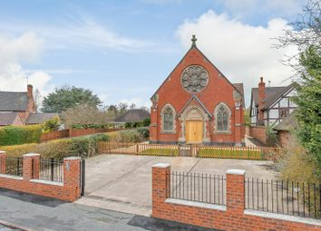Thumbnail 5 bed detached house for sale in Chapel Lane, Rolleston-On-Dove, Burton-On-Trent, Staffordshire