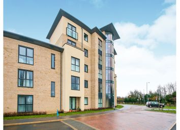 Thumbnail 2 bed flat for sale in Cranesbill Close, Cambridge