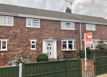 Thumbnail 3 bed terraced house for sale in Wellington Road, Boston