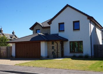 Thumbnail 4 bedroom detached house for sale in Panmure Road, Monikie, Dundee