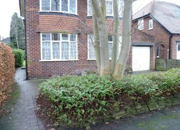 Thumbnail 1 bed flat to rent in Alcester Road, Gatley, Cheadle