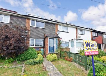 Thumbnail 2 bed terraced house for sale in Rushdean Road, Strood, Rochester, Kent