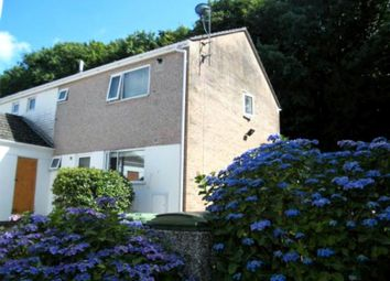 Thumbnail 2 bed maisonette to rent in Bellingham Crescent, Plymouth, Devon