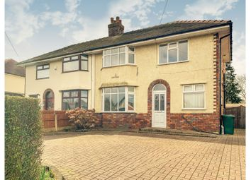 Thumbnail 5 bed semi-detached house for sale in Yew Tree Road, Ormskirk
