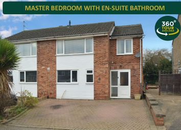 3 bed semi-detached house for sale in Nene Drive, Oadby, Leicester LE2