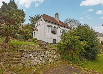 Thumbnail 3 bed detached house for sale in Powderham Road, Newton Abbot, Devon.