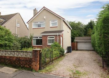 Thumbnail 3 bed detached house for sale in 25 Romanhill Road, Hardgate