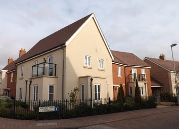 Thumbnail 2 bed flat for sale in Saturn Way, Biggleswade, Bedfordshire, .